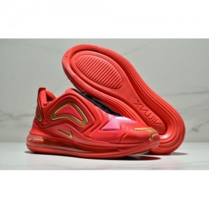 Nike Air Max 720 бордовые