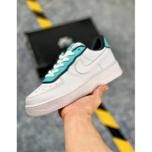 nike air force white женские