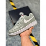 nike air force 1 серые