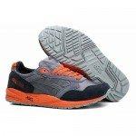 Asics Gel Saga grey - orange