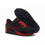 Кроссовки Nike Air Max 90 black red